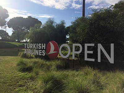 2015 European Tour – Turkish Airlines Open