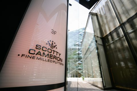 Scotty Cameron Golf Gallery Tokyoについてのお知らせ