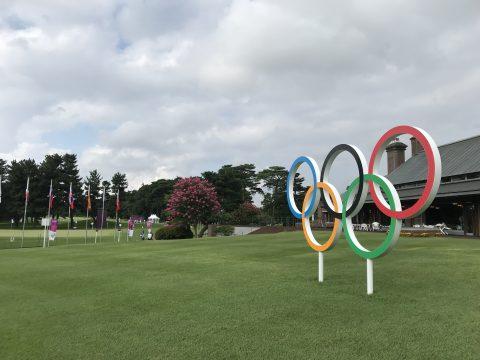 TOKYO 2020 Golf Men