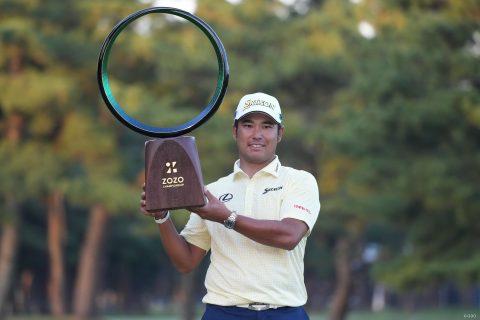 松山英樹選手、優勝おめでとうございます!